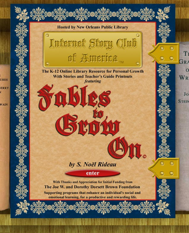 Internet Story Club of America - Enter